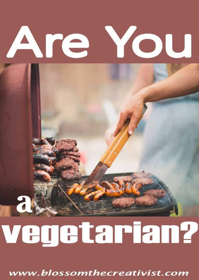 Are you a vegetarian