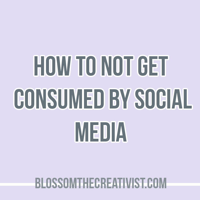 Do you find yourself checking social media all too often? Why are we so addicted to other people's lives? What can we do instead? Here's how to not get consumed by other people's lives on social media.