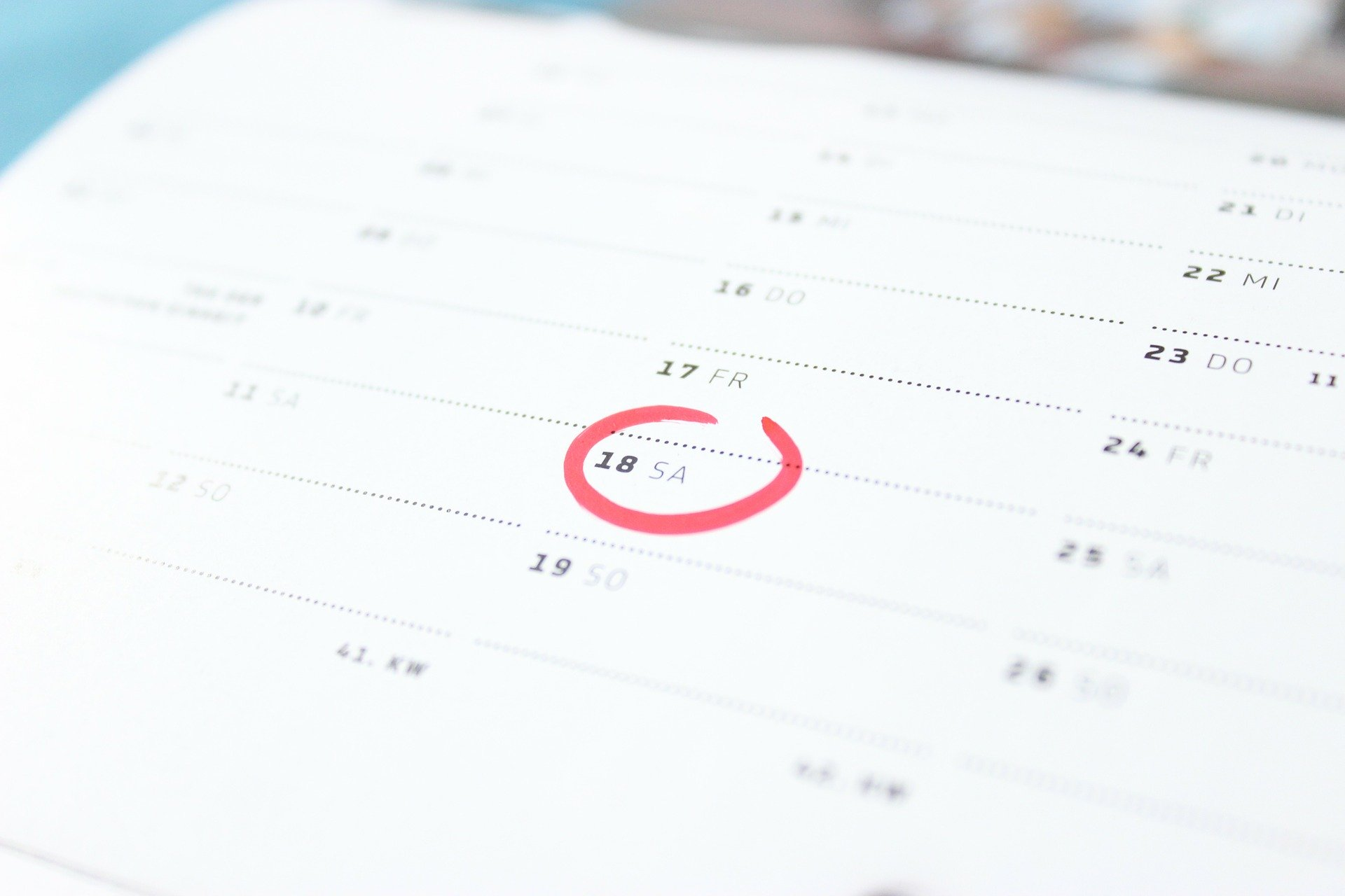 How to Create Your Health and Wellness Content Calendar for 2020